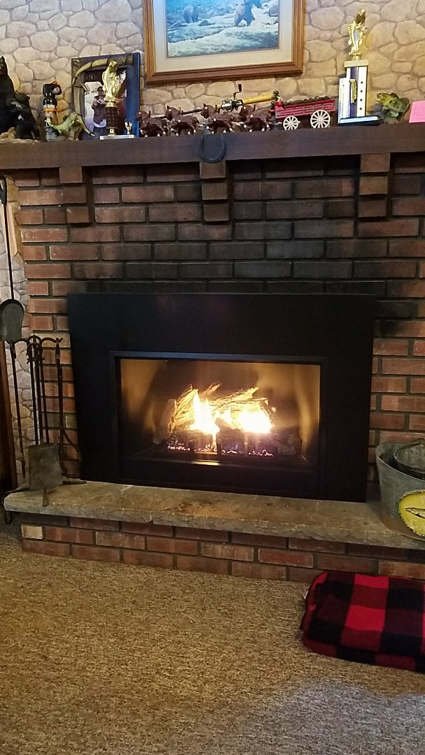 Lehighton, PA - Fireplace blower replacement closer to route 534