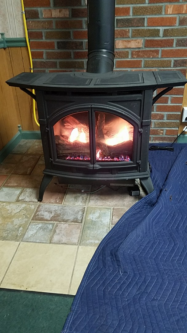 Lehighton, PA - Fireplace fan motor replacement