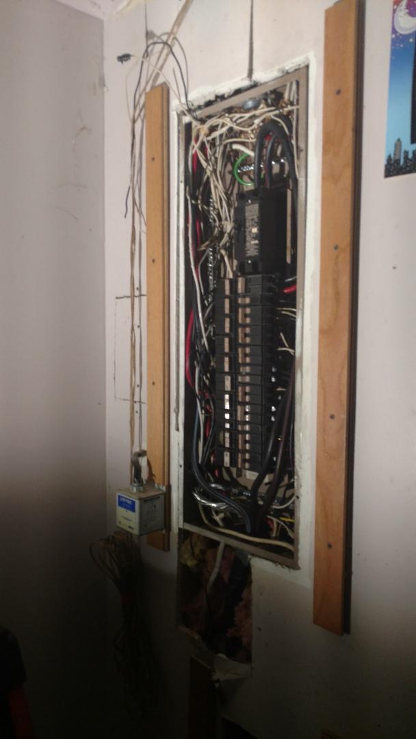 Mount Pocono, PA - Installing a new propane generator in Mount Pocono