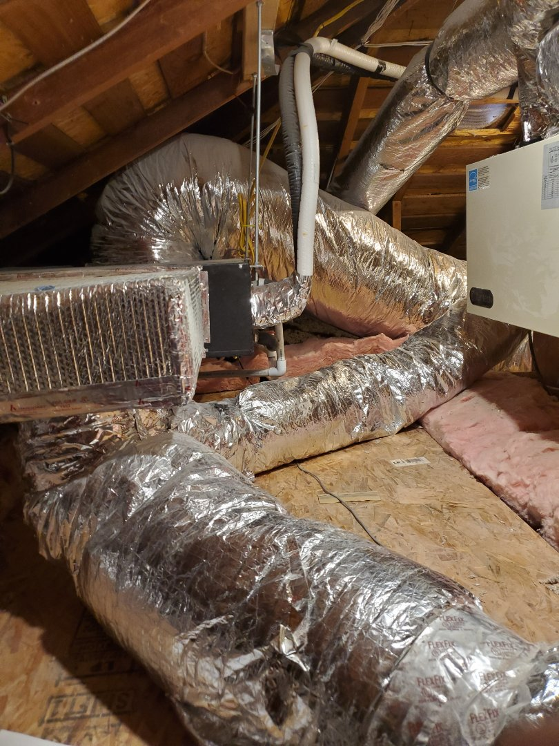 Berkeley, CA - Heat recovery ventilation