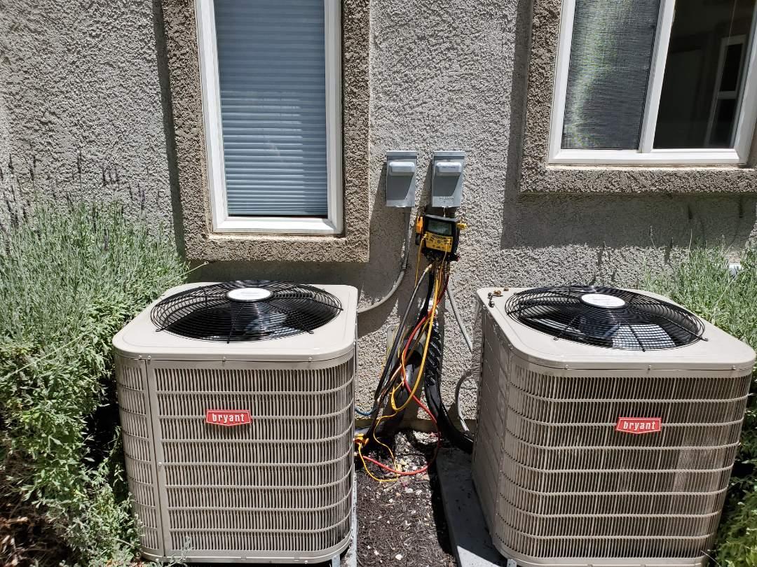 Concord, CA - Fixing refrigerant leak