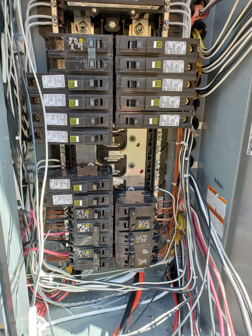 Piedmont, CA - Electrical 200 AMP Main Panel