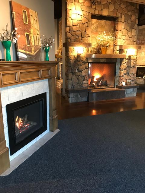 Ferndale, WA - Working on a fireplace estimate for a family that lives in Marysville, WA.