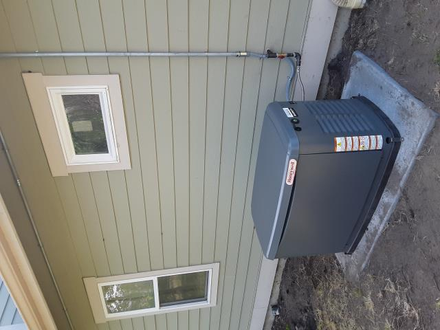 Custer, WA - Proposing a generator install for a customer in Custer, Washington.