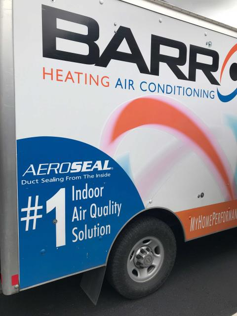 Blaine, WA - Performing natural gas furnace maintenance and air conditioner maintenance for a family in Blaine, WA.
