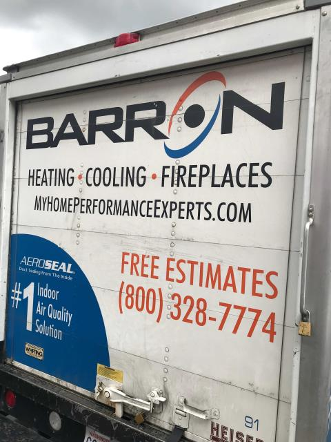 Oak Harbor, WA - Performing a natural gas furnace maintenance for a family in Oak Harbor Washington
