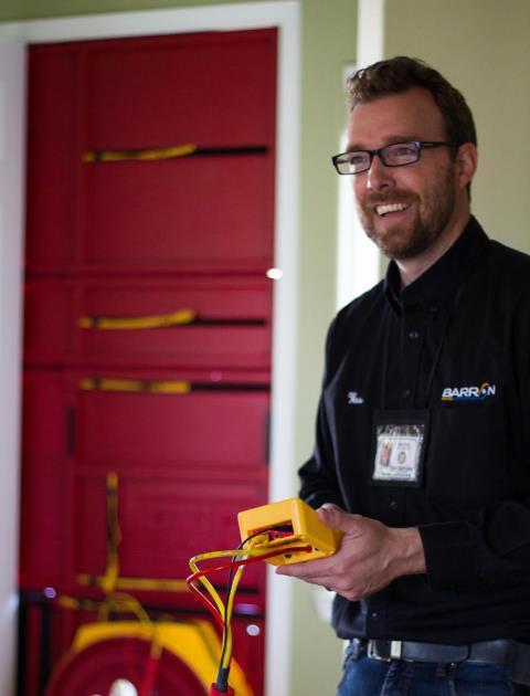 Lynden, WA - In Lynden, WA, proposing a mini split addition for a customer.