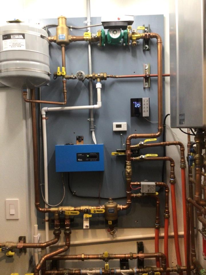 Bow, WA - Boiler diagnostics in Bow, WA.