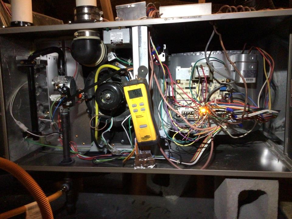 Monroe, WA - Gas furnace troubleshooting in Monroe, WA.