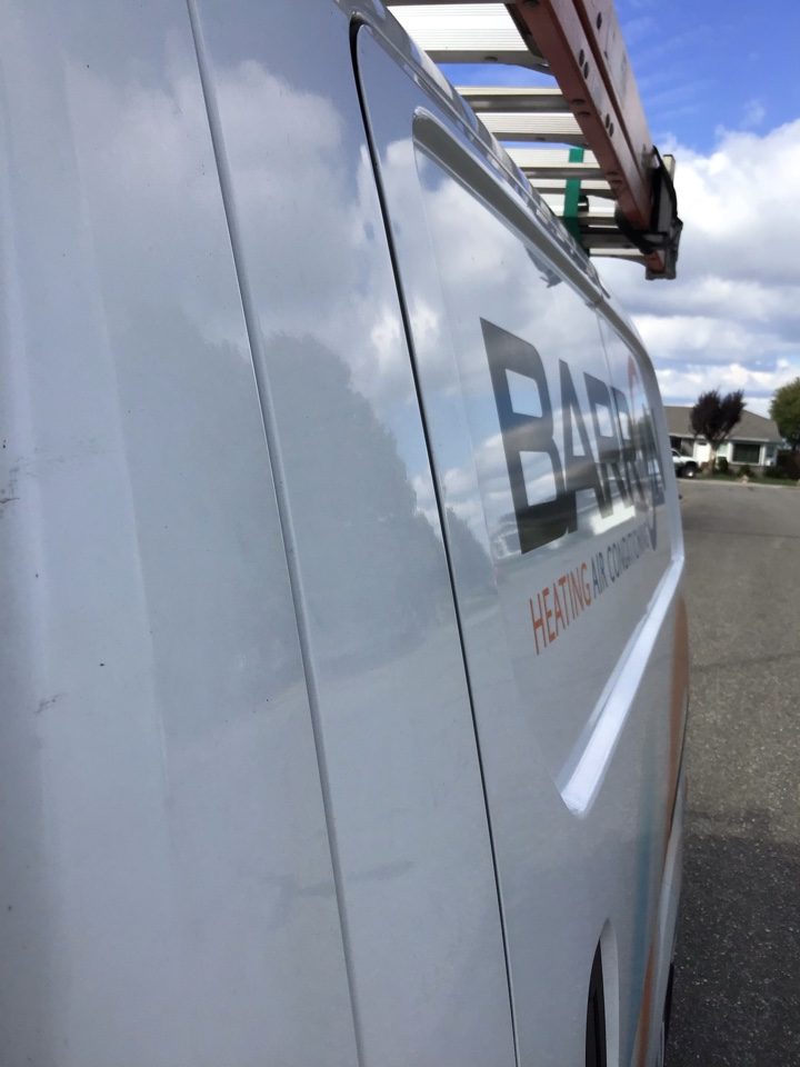Stanwood, WA - Performing propane fireplace maintenance for a family in Stanwood, WA.