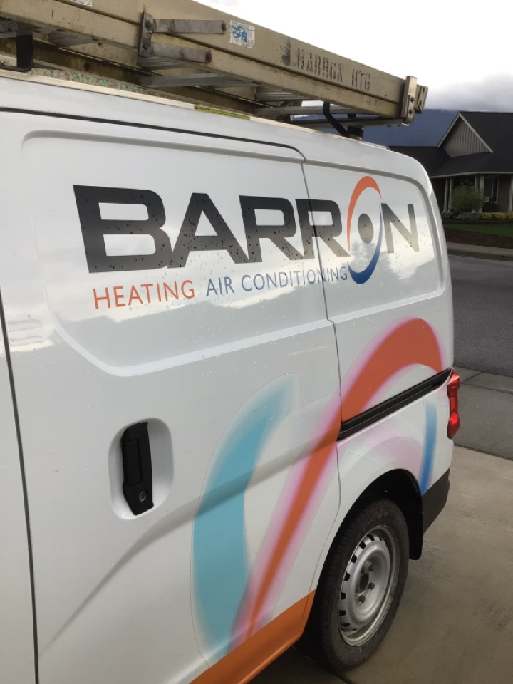 Nooksack, WA - Relit pilot on fireplace and changed batteries to remote, complimentary of Barron Heating in Nooksack, WA.
