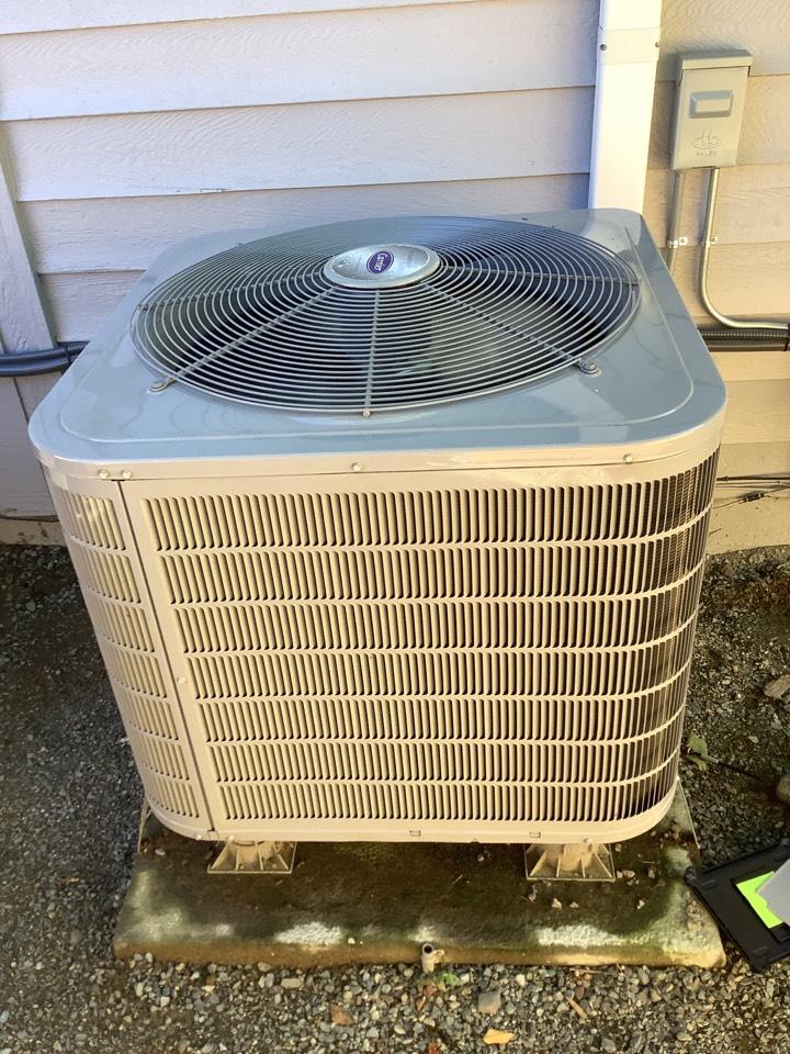 Marysville, WA - Electric furnace and heat pump maintenance in marysville, wa.