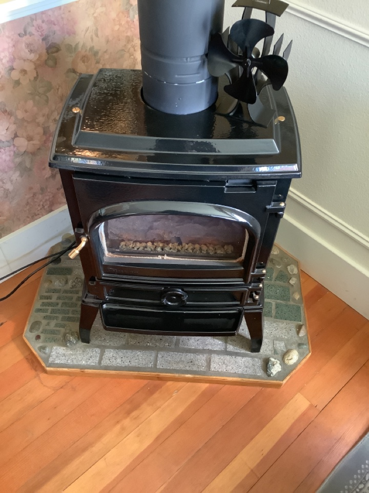 Lynden, WA - Performed Diagnostic gas fireplace stove. Lynden, WA