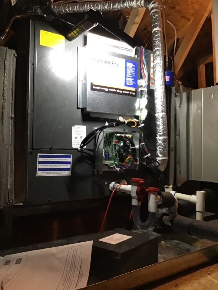 Monroe, WA - Replacing thermistor on Daikin AC unit in Monroe, WA.