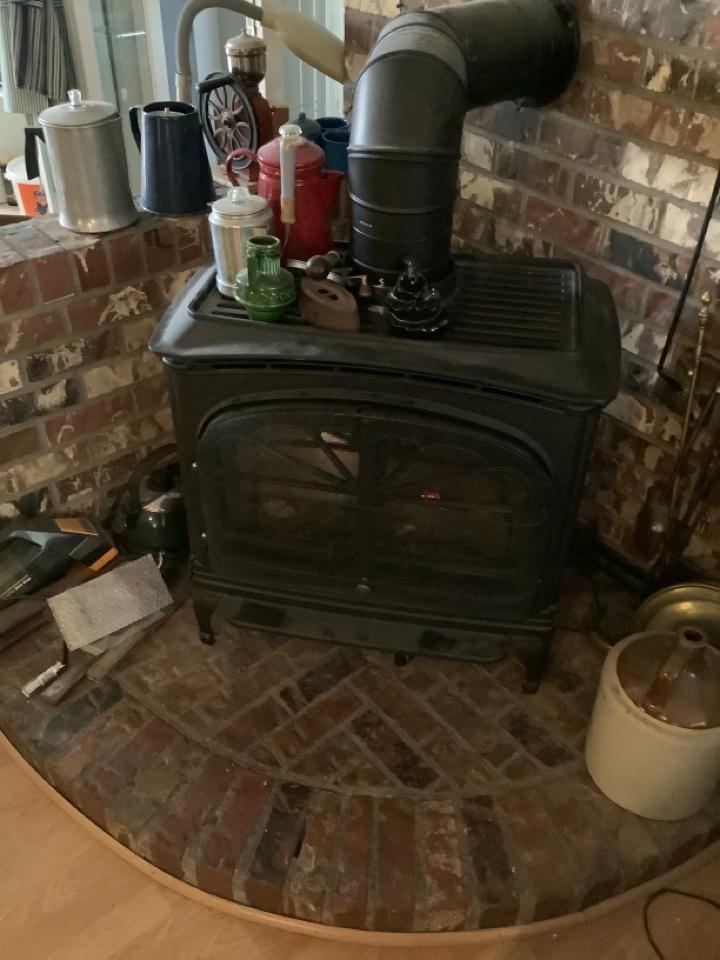Nooksack, WA - Performed diagnostic on NG fireplace, nooksack, WA