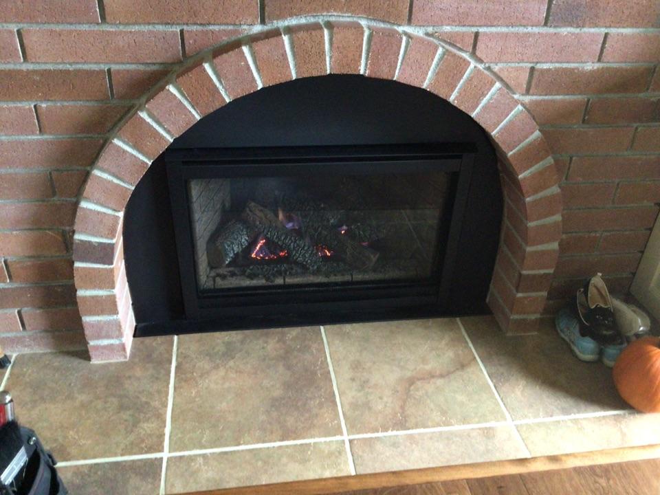 Fireplace diagnostic, Bellingham WA
