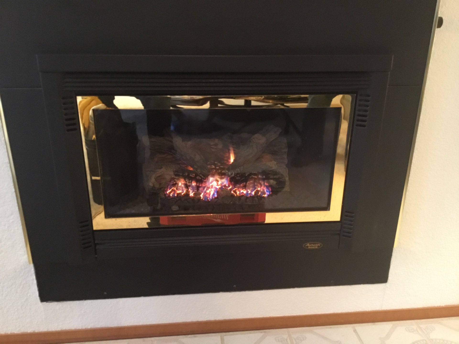 Coupeville, WA - Performed a furnace and fireplace maintenance for a family in CoupVille Washington