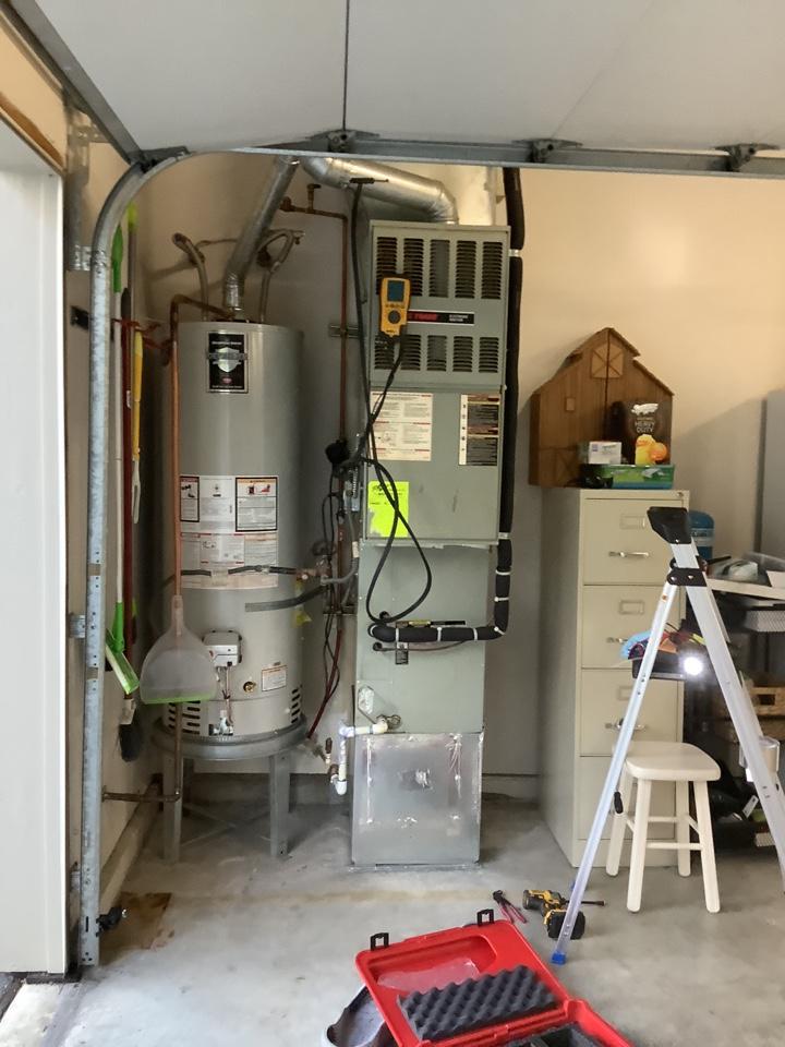Mount Vernon, WA - Furnace maintenance in Mt Vernon Washington.