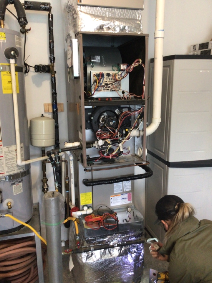 Mount Vernon, WA - Furnace maintenance, Mount Vernon WA