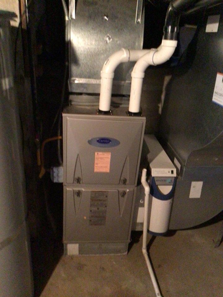 Nooksack, WA - Replaced furnace control board for customer. Everson WA