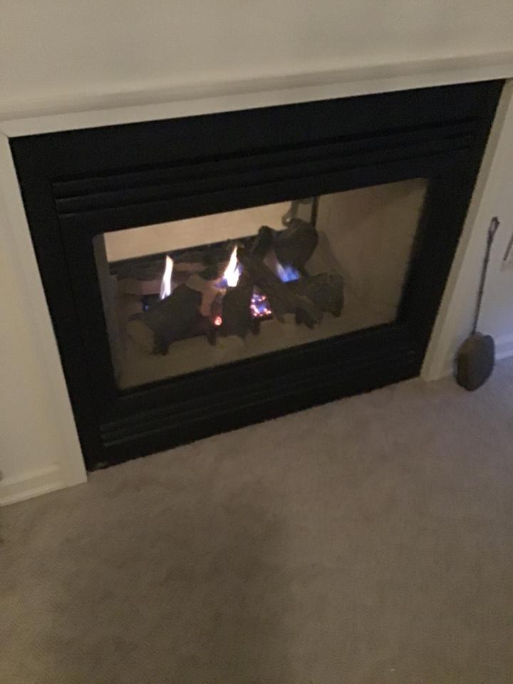 Anacortes, WA - Gas fireplace repair. Anacortes,wa