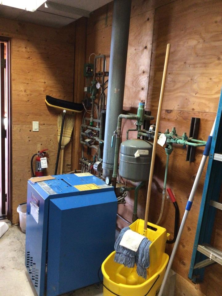 Coupeville, WA - Boiler maintenance in Coupeville, WA.