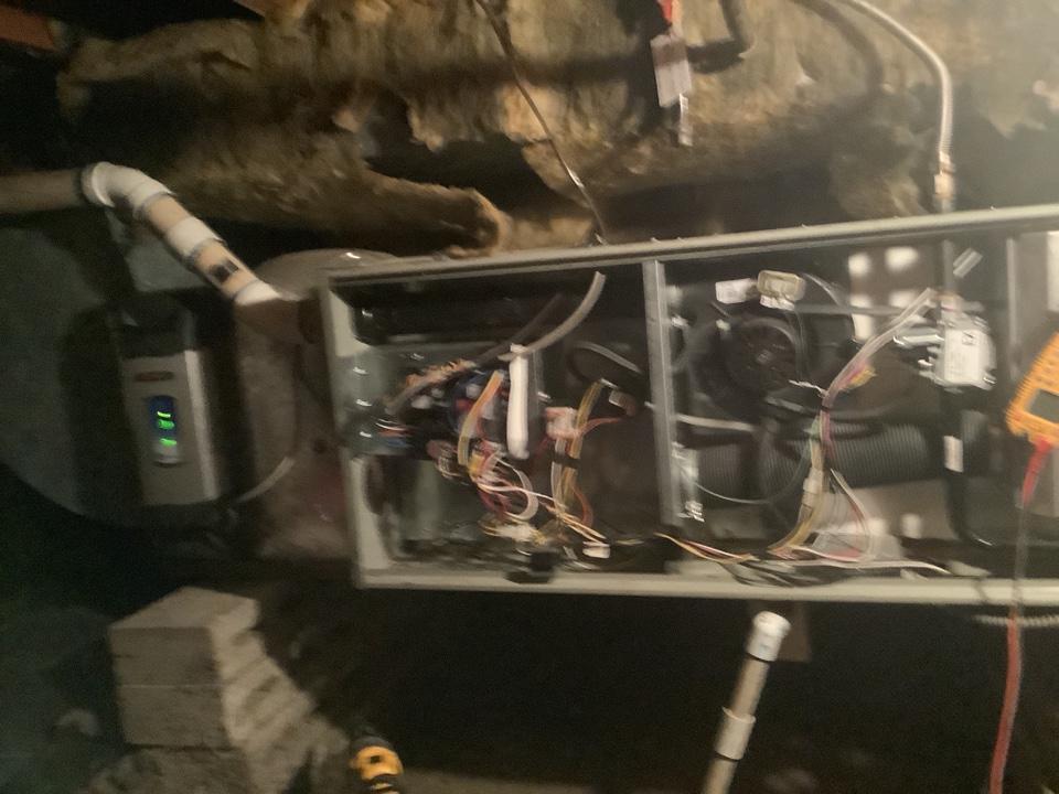 Anacortes, WA - Performed repair and maintenance on furnace, Anacortes, WA