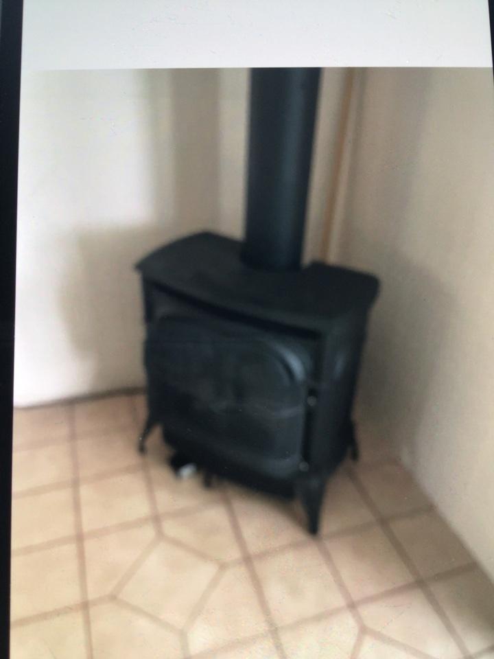 Everson, WA - Performed diagnostic on non responsive stove. Everson WA.