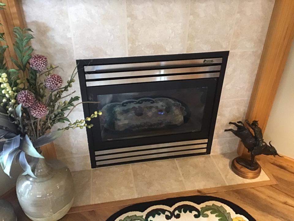 Blaine, WA - Performed diagnostic on fireplace. Blaine, Wa.