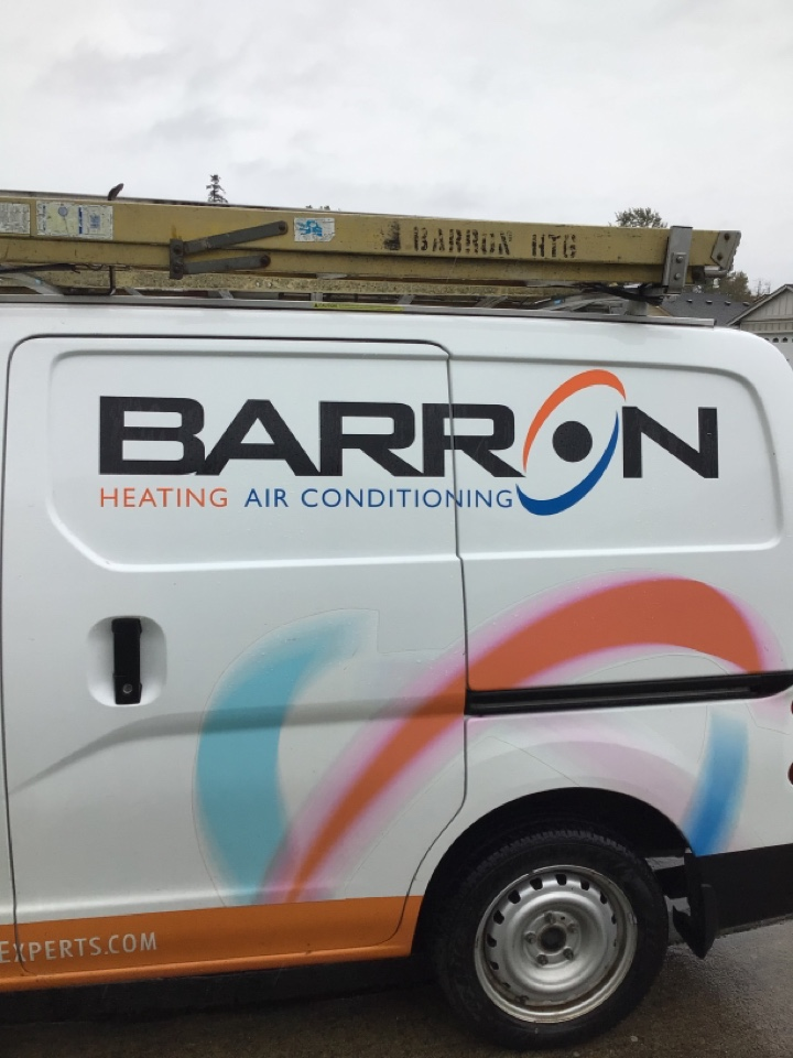 Blaine, WA - Performed maintenance on natural gas furnace for family in Blaine Washington.