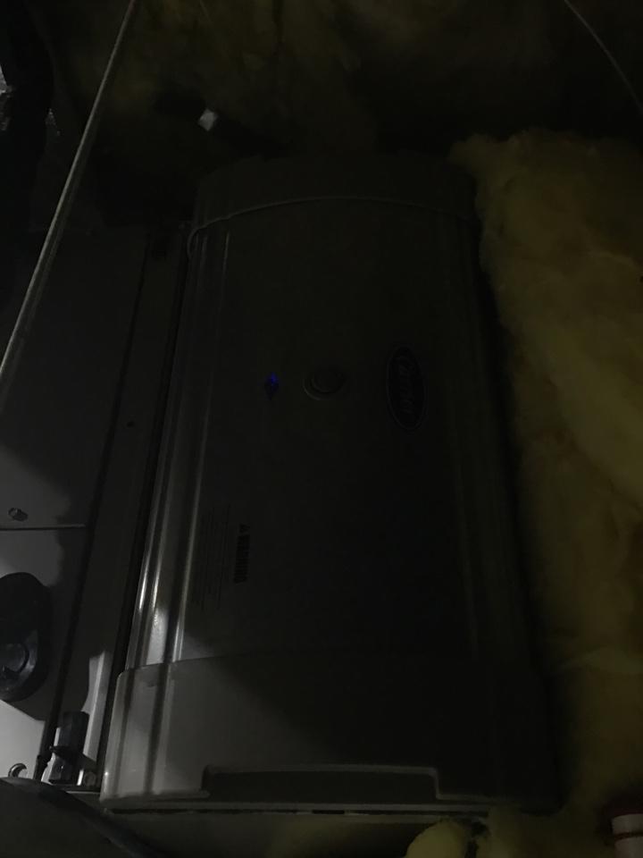 Stanwood, WA - Air purifier filter diagnostic. Stanwood, wa