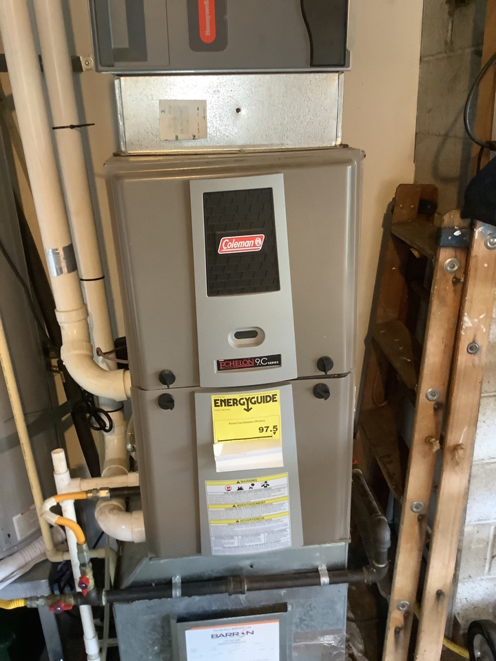 Anacortes, WA - No heat call in Anacortes on a Coleman furnace