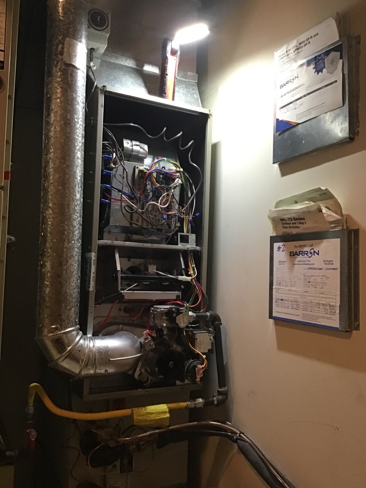 Blaine, WA - Gas furnace repair. Blaine, wa