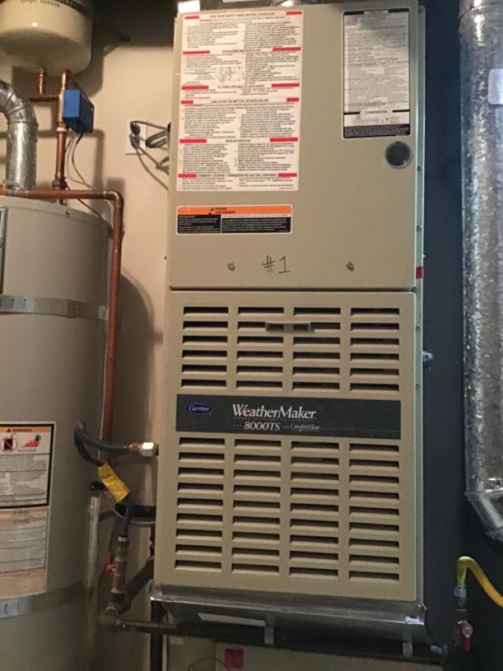Blaine, WA - Gas furnace maintenance. Blaine, wa