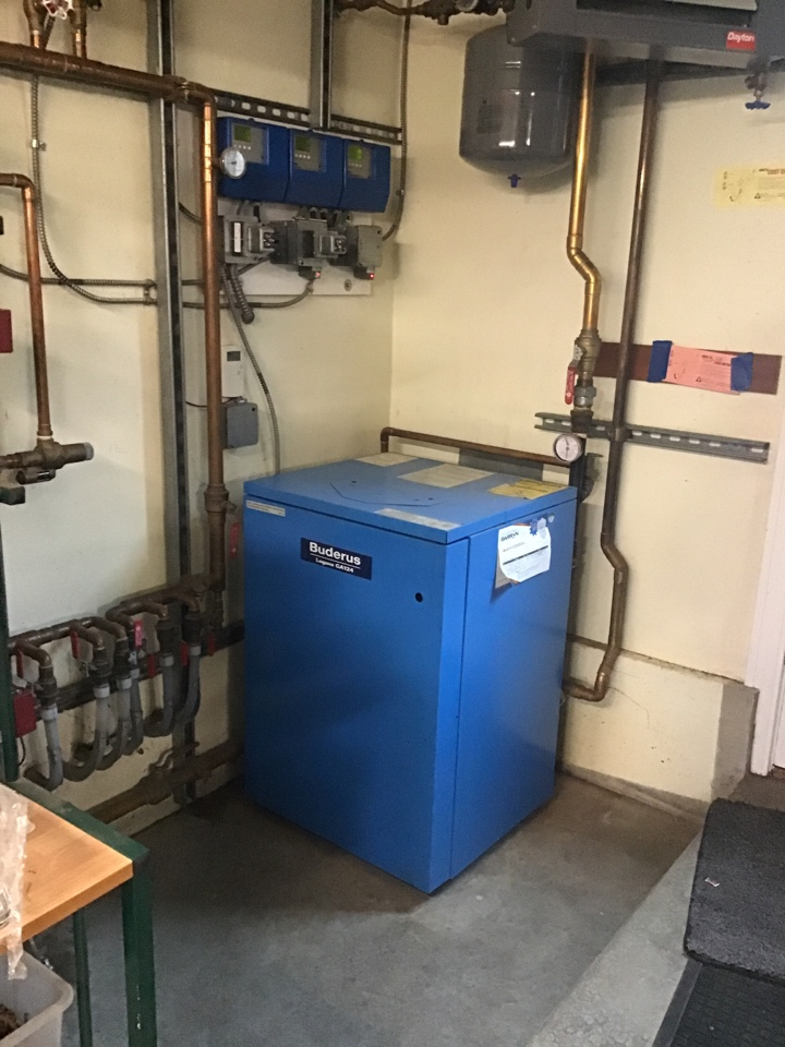 Bellingham, WA - Gas boiler maintenance. Blaine, wa