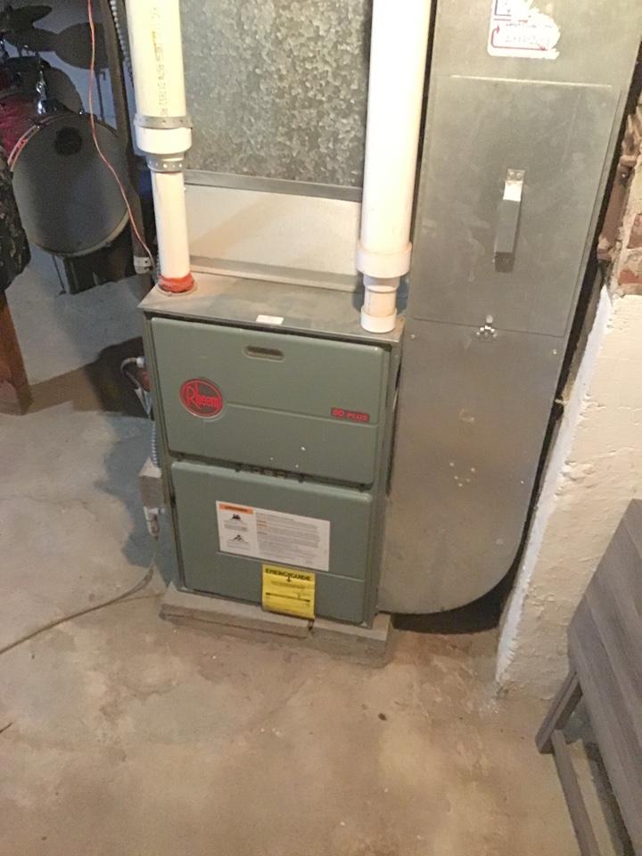 Bellingham, WA - Gas furnace repair. Bellingham,wa