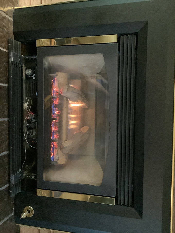 Bellingham, WA - Performed diagnostic on fireplace, Bellingham, WA