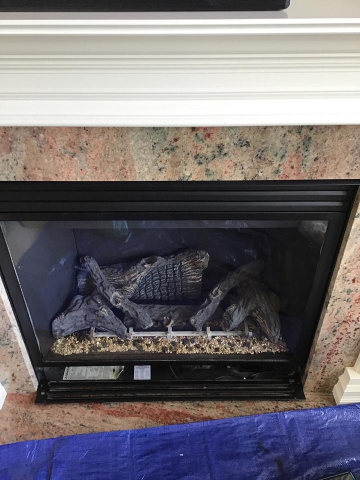 Bellingham, WA - Performed fireplace diagnostics for customer. Bellingham WA