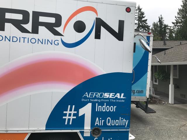 Bellingham, WA - Air Duct Cleaning and Aeroseal in Bellingham, WA
