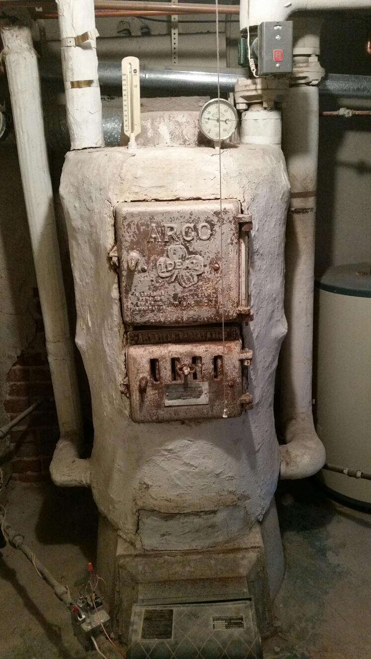Denver, CO - When your boiler is hitting a centennial mark trust in Horizon your go to guys to replace it!