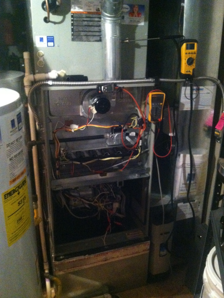 Denver, CO - Furnace maintenance