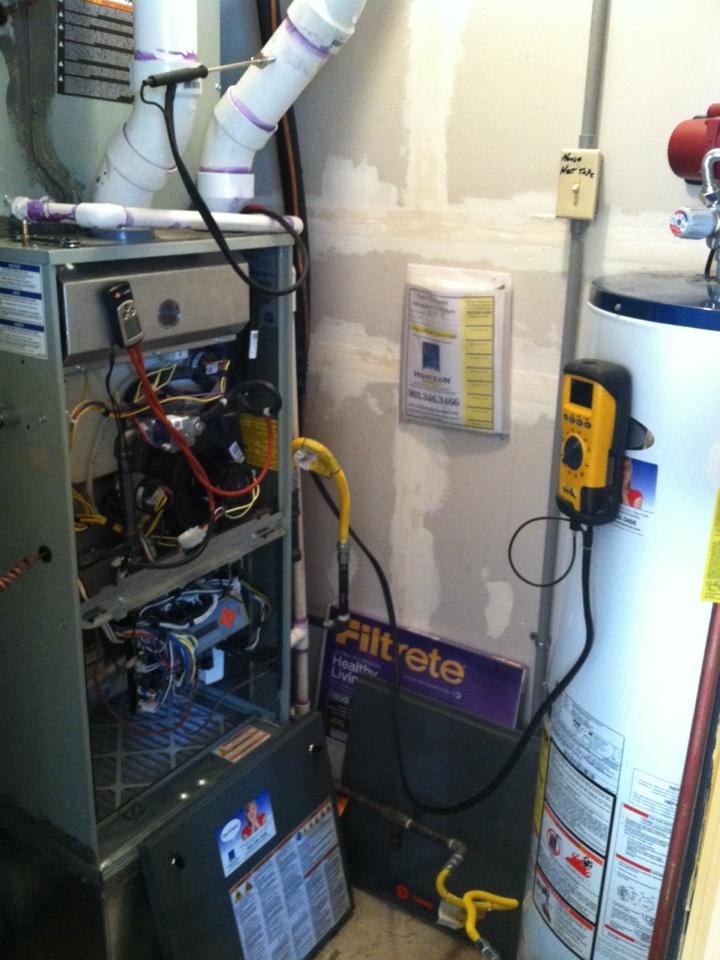 Denver, CO - Furnace maintenance as diagnostics