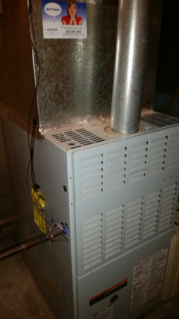 Denver, CO - Performed diagnostic on carrier furnace