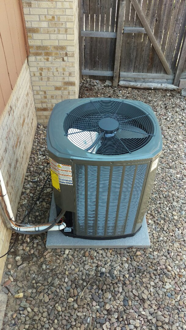 Aurora, CO - 100% satisfied with the Trane XV80 & XR17 system we installed