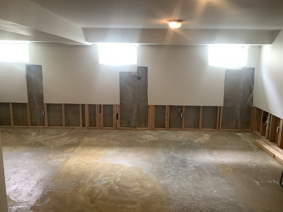 Foundation repair with full transferable warranty