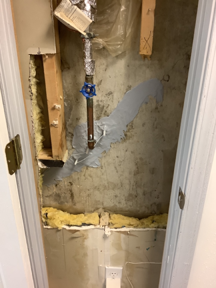 Imperial, MO - Fixed service line leak