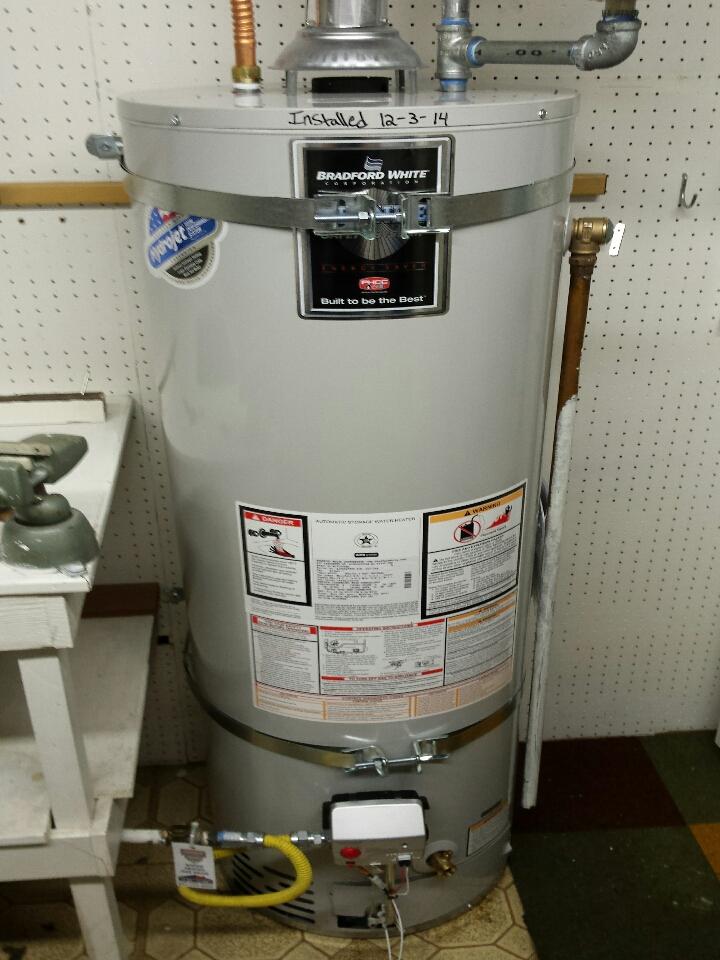 Murray, UT - Installed water heater