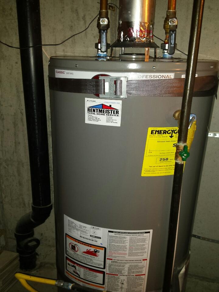 Bountiful, UT - Water Heater Replacement