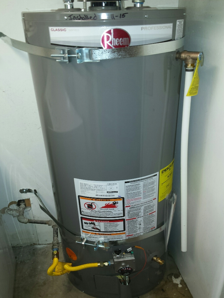 Holladay, UT - Water Heater Replacement