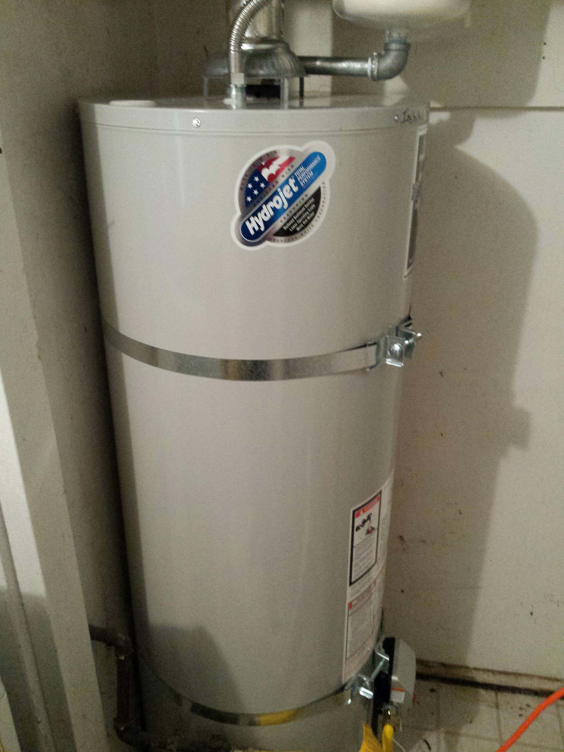 Kearns, UT - Water heater installation